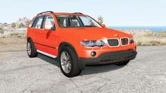 BMW X5 (E53) 2002 for BeamNG Drive
