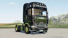 Scania R730 Alien for Farming Simulator 2017