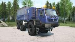 KamAZ-6345 Арктикɑ for MudRunner