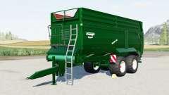 Krampe Bandit 750 metallic for Farming Simulator 2017