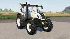New Holland T6.125〡T6.155〡T6.175〡T6.240 for Farming Simulator 2017