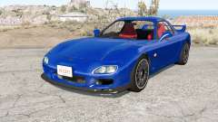 Mazda RX-7 Type R (FD3S) 2001 for BeamNG Drive