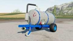 Galucho CG 6000 for Farming Simulator 2017