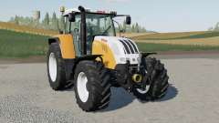 Steyr 6140〡6175〡6195 CVT for Farming Simulator 2017