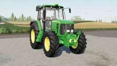 John Deere 6030-series for Farming Simulator 2017