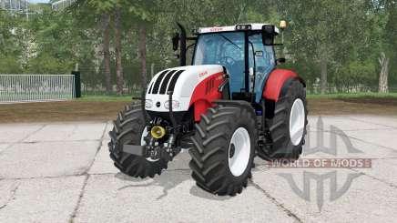 Steyr 6230 CVƬ for Farming Simulator 2015