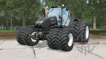Deutz-Fahr 7250 TTV Agrotroŋ for Farming Simulator 2015
