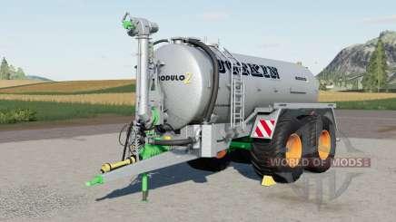 Although Modulo2 16000 ꙦEB for Farming Simulator 2017
