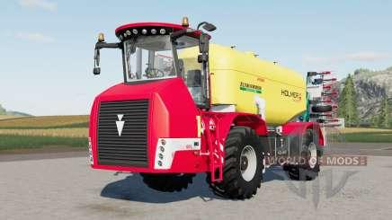 Holmer Terra Variant 600 Ecꝍ for Farming Simulator 2017
