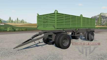 Gosa dump trailer for Farming Simulator 2017