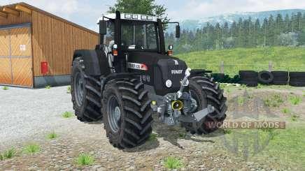 Fendt 820 Vario TMS Black Edition for Farming Simulator 2013
