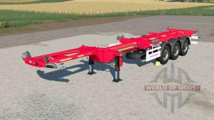 Kassbohrer K.SHƓ for Farming Simulator 2017