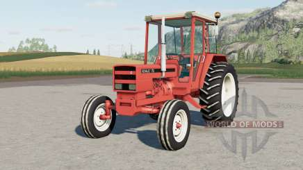 Renault 751 for Farming Simulator 2017