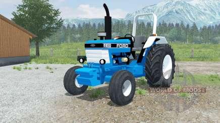 Ford 6610 for Farming Simulator 2013