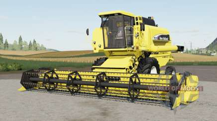 New Holland TCⴝ7 for Farming Simulator 2017
