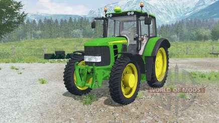 John Deere 64ろ0 for Farming Simulator 2013