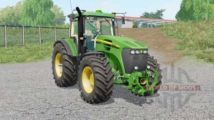 John Deere 7020-serieᵴ for Farming Simulator 2017