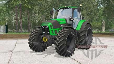 Deutz-Fahr 7250 TTV Agrotrꝍn for Farming Simulator 2015