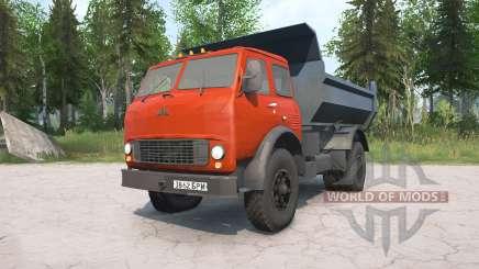 MAZ-503 for MudRunner