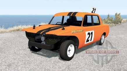 Ibishu Miramar Banger Racing v1.0a for BeamNG Drive