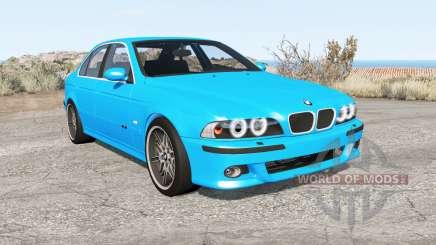 BMW M5 (E39) 2001 for BeamNG Drive