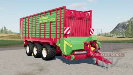 Strautmann Tera-Vitesse CFS 5201 DꝌ for Farming Simulator 2017