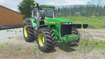 John Deere 8ꝝ00 for Farming Simulator 2013