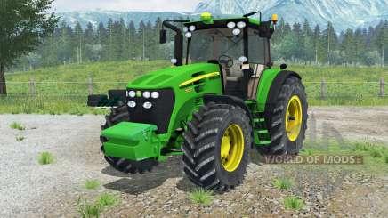 John Deere 7830 for Farming Simulator 2013