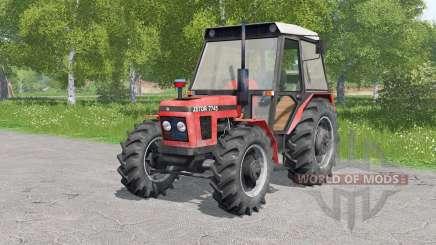 Zetor 774ⴝ for Farming Simulator 2017
