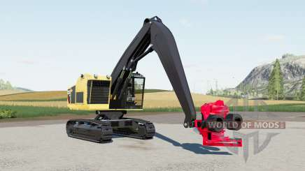 Caterpillar 551 for Farming Simulator 2017