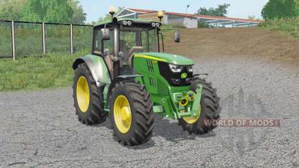 John Deere 6M-serieᵴ for Farming Simulator 2017