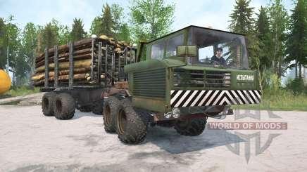 KrAZ-6434 for MudRunner