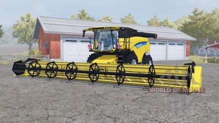New Holland CR9.90 & CR10.90 for Farming Simulator 2013