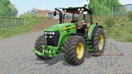 John Deere 7030-series for Farming Simulator 2017