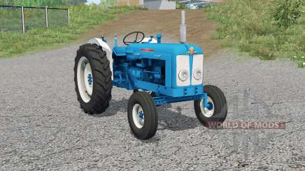 Fordson Super Major 1961 for Farming Simulator 2017