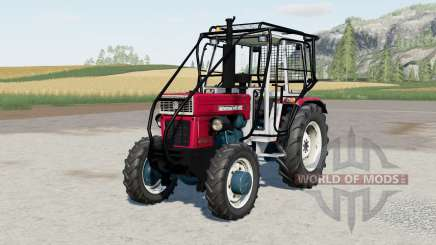 Universal 445 DTC Forest for Farming Simulator 2017