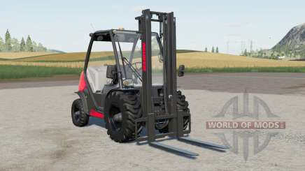 Manitou MC 18-4 with tensionbelt support v1.01 for Farming Simulator 2017
