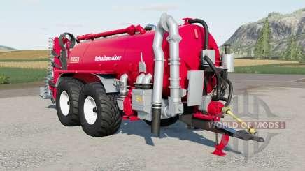 Schuitemaker Robusta 225 for Farming Simulator 2017