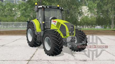 Claas Axioᵰ 850 for Farming Simulator 2015