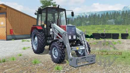 MTZ-Belarus 920 for Farming Simulator 2013
