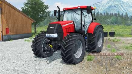 Case IH Puma 160 CVX for Farming Simulator 2013