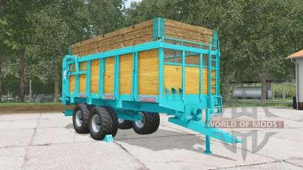 Crosetto SPL1৪0 for Farming Simulator 2015