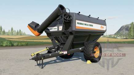 Stara Reboke Ninja 19000 for Farming Simulator 2017