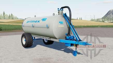 Primex Slurry Tanker for Farming Simulator 2017