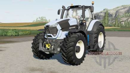 Deutz-Fahr 9290〡9310〡9340 TTV Agrotroɳ for Farming Simulator 2017