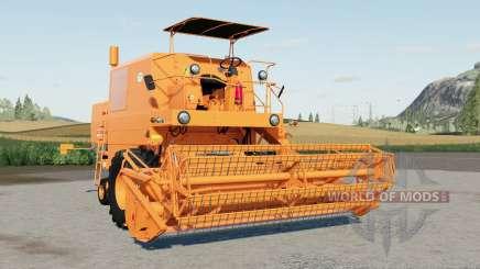 Bizon Super Ɀ056 for Farming Simulator 2017