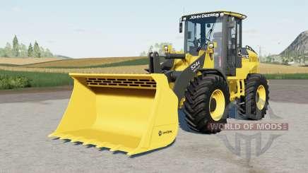 John Deere 524Ƙ for Farming Simulator 2017
