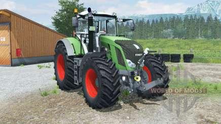 Fendt 828 Variꝺ for Farming Simulator 2013