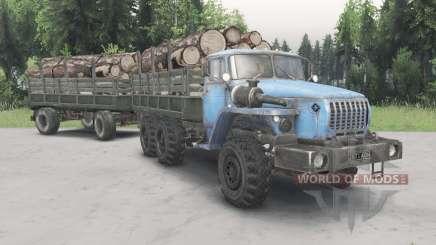 Ural-43Ձ0-10 for Spin Tires