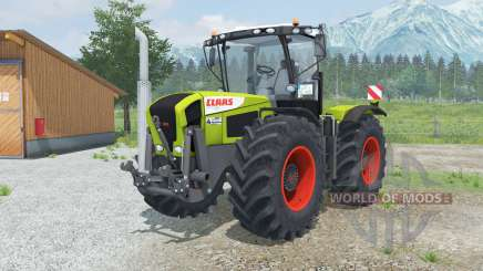 Claas Xerion 3800 Trac VꞒ for Farming Simulator 2013